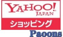 Paoons ヤフ-ショッピングストア